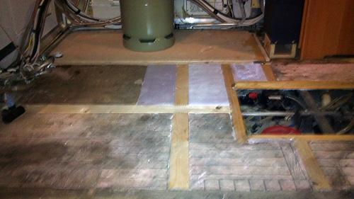 Dämmung Fußboden Wohnmobil ~ Bodenrestauration wohnmobil arbeiten in und um köln